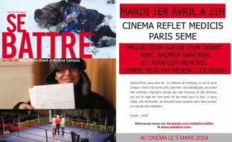 Projection du film « Se battre » en présence de Jean-Guy Henckel