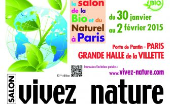 Salon « Vivez Nature » 2015