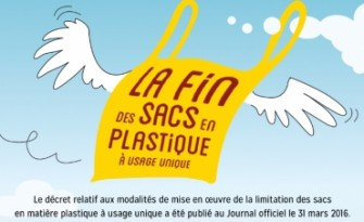 Interdiction des sacs plastique à usage unique