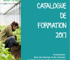 Catalogue de formation 2017